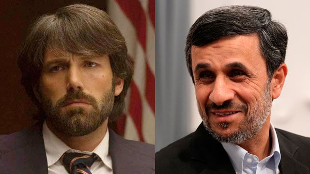 """PHOTO: Ben Afflecks international thriller """"Argo"""" is set for a reboot, only this time its the Iranians telling the story of American diplomats who evaded capture and daringly escaped Tehran during the 1979 hostage crisis."""