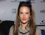 Model Alessandra Ambrosio Hits Sundance