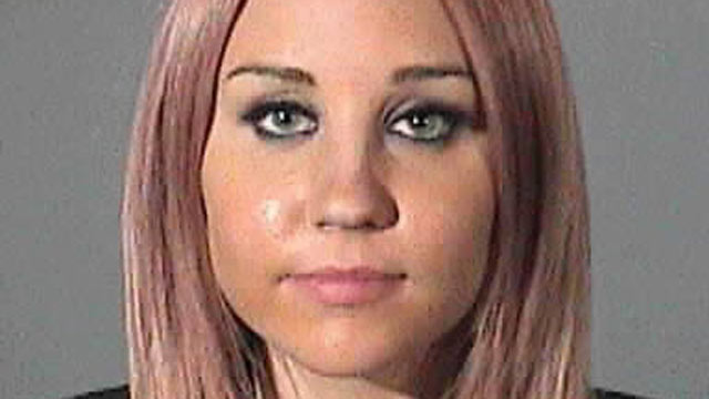 PHOTO: Amanda Bynes was arrested, April 6, 2012, on a misdemeanor DUI charge.