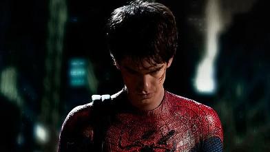 PHOTO: Andrew Garfield as Spider-Man.