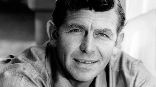 PHOTO: Andy Griffith is seen in this undated file photo, circa 1970.