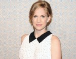 PHOTO: Anna Chlumsky attends the Alice + Olivia By Stacey Bendet presentation during Fall 2013 Mercedes-Benz Fashion Week, Feb. 11, 2013, in New York City.