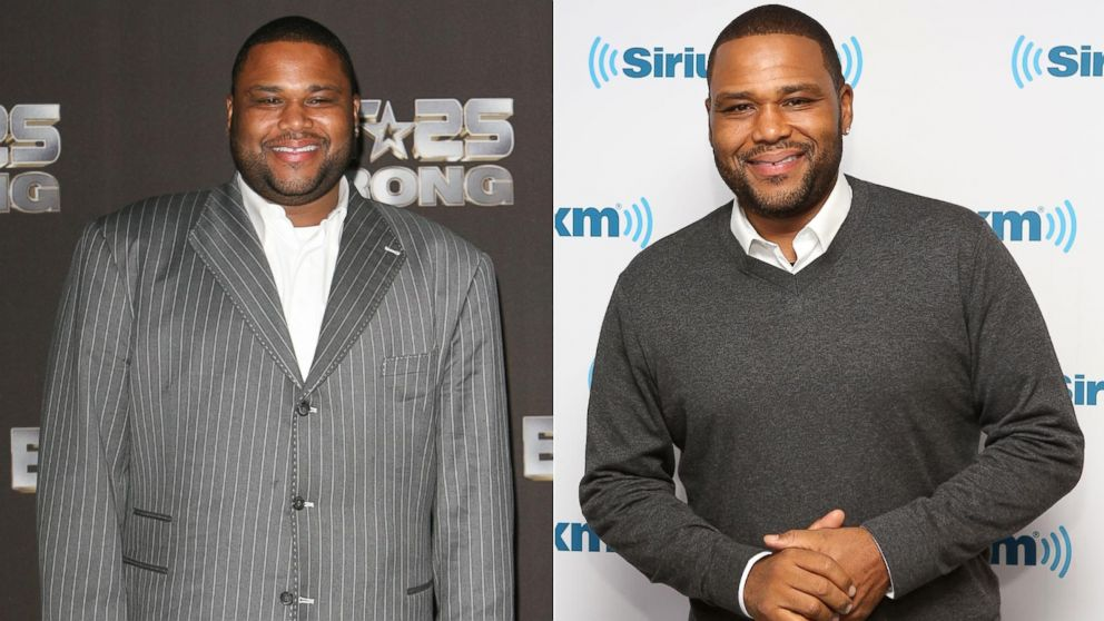 check out black ish star anthony anderson s 47 pound weight loss