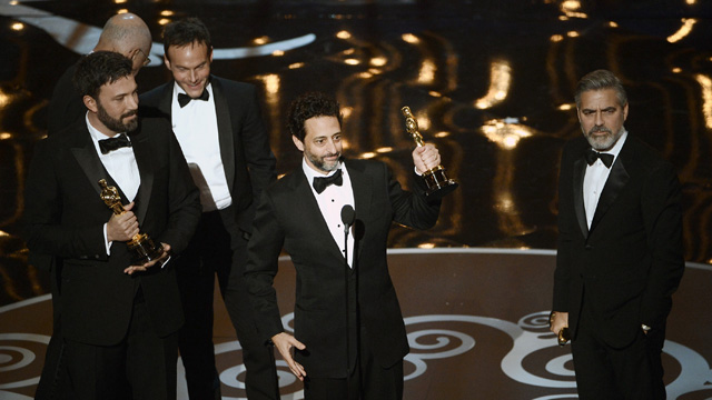 Oscars 2013: Ben Affleck's 'Argo' Wins Best Picture - ABC News