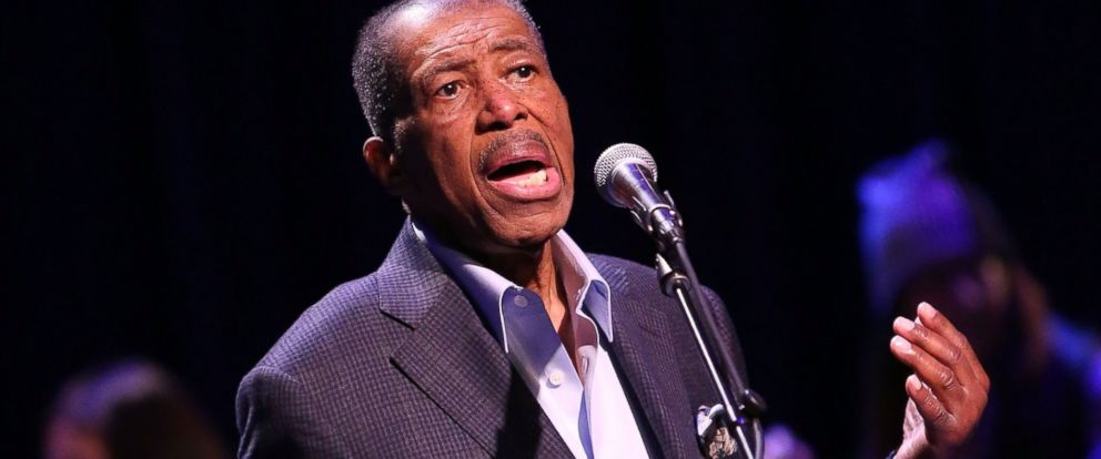 PHOTO: Ben E. King performs during the 34th Annual John Lennon Tribute Benefit Concert at Symphony Space on Dec. 5, 2014 in New York City.