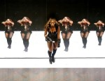 PHOTO: Beyonce performs during the Pepsi Super Bowl XLVII Halftime Show at the Mercedes-Benz Superdome, Feb. 3, 2013, in New Orleans.