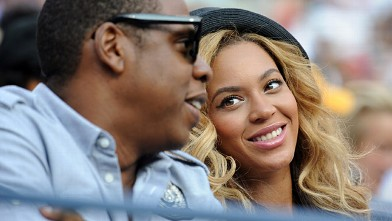 PHOTO: Beyonce and Jay-Z