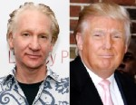 PHOTO: Bill Maher and Donald Trump