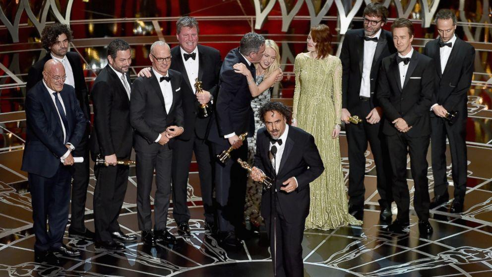 Oscar Winners: The Full List 2015 - ABC News