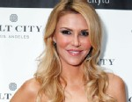 """PHOTO: Brandi Glanville celebrates her soon-to-be-published book """"Drinking & Tweeting and other Brandi Blunders"""" with a special Gilt City Los Angeles members-only, sneak-peek book party at Palihouse in West Hollywood on Jan. 28, 2013."""