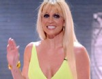 """PHOTO: Judge Britney Spears at FOXs """"The X Factor"""" Season 2 Top 4 Live Performance Show, Dec. 12, 2012 in Hollywood."""