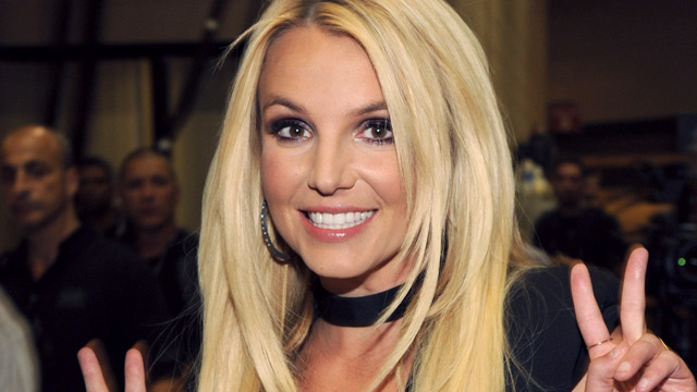 PHOTO: Britney Spears attends the iHeartRadio Music Festival, Sept. 20, 2013. in Las Vegas.