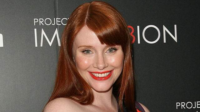 """PHOTO: Bryce Dallas Howard attends the """"When You Find Me"""" screening at the Ray Kurtzman Theater on Nov. 21, 2011 in Los Angeles."""
