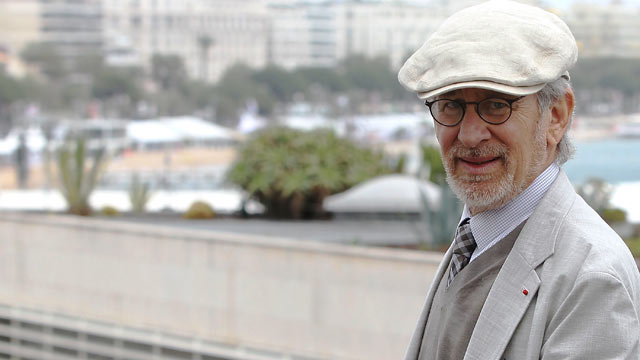 PHOTO: Director Steven Spielberg attends day 1 of the 66th Annual Cannes Film Festival on May 15, 2013 in Cannes, France.