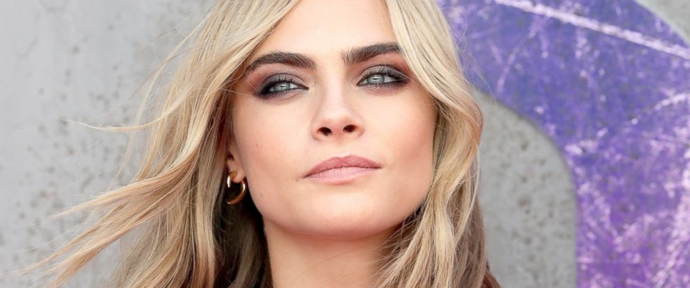 "PHOTO: Cara Delevingne attends the European premiere of ""Suicide Squad"" at the Odeon Leicester Square on Aug. 3, 2016 in London."