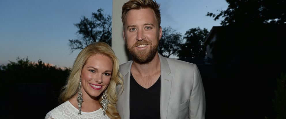 PHOTO: Charles Kelley and wife Cassie McConnell attend the Vh1 Save The Music Musically Mastered Menu on April 27, 2015 in Nashville.