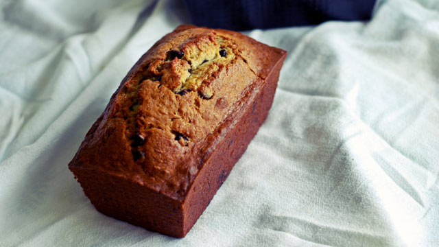 Banana Chocolate Gorilla Bread
