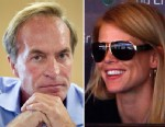 PHOTO: Chris Cline, owner of Foresight Energy LLC, speaks during an interview in Johnson City, Illinois, U.S., June 21, 2010. Right, Elin Nordegren is seen during day eleven of the 2010 Sony Ericsson Open at Crandon Park Tennis Center, April 2, 2010, in K