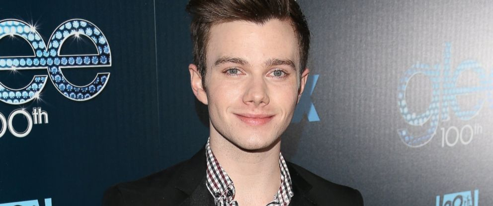 """PHOTO: Chris Colfer attends the """"Glee"""" 100th Episode Celebration held at Chateau Marmont on March 18, 2014 in Los Angeles, Calif."""