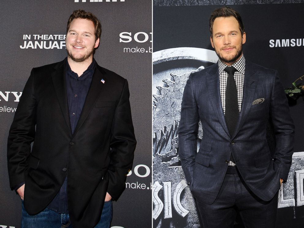 PHOTO: Chris Pratt at the Newseum during the Zero Dark Thirty premiere on Jan. 8, 2013 in Washington. Chris Pratt arrives for the premiere of Jurassic World on June 9, 2015 in Hollywood, Calif.