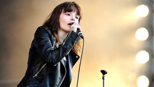 PHOTO  Lauren Mayberry of Chvrches performs on Day 2 of the V Festival at  Weston 0f81c552f