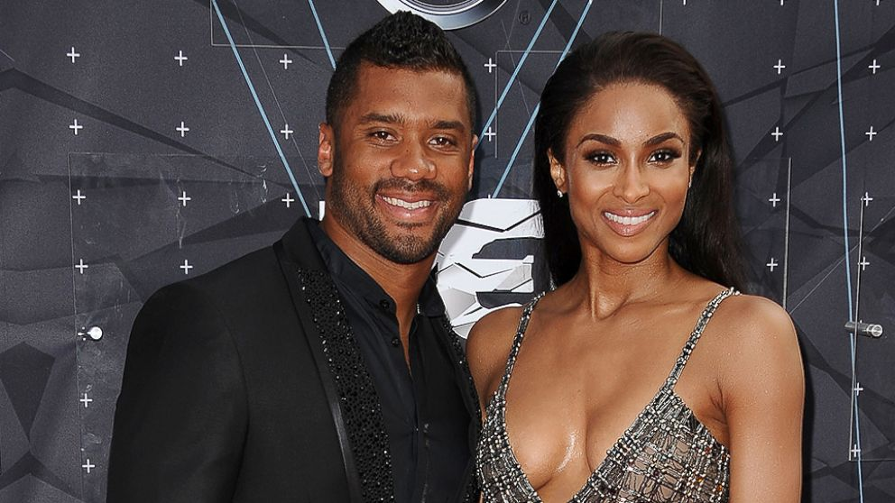 Inside Seahawks Qb Russell Wilson And Ciara S Relationship Abc News