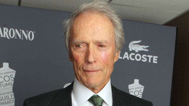PHOTO: Clint Eastwood attends the 14th Annual Costume Designers Guild Awards With Presenting Sponsor Lacoste held at The Beverly Hilton hotel on Feb. 21, 2012 in Beverly Hills.