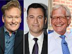 PHOTO: Conan, Jimmy Kimmel, David Letterman