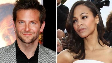 "PHOTO: Bradley Cooper, left, attends the premiere of the ""The Hangover Part II"" at CineStar on May 25, 2011 in Berlin, Germany. Zoe Saldana attends ""The Tree Of Life"" premiere during the 64th Annual Cannes Film Festival at Palais des Festivals on May 16,"