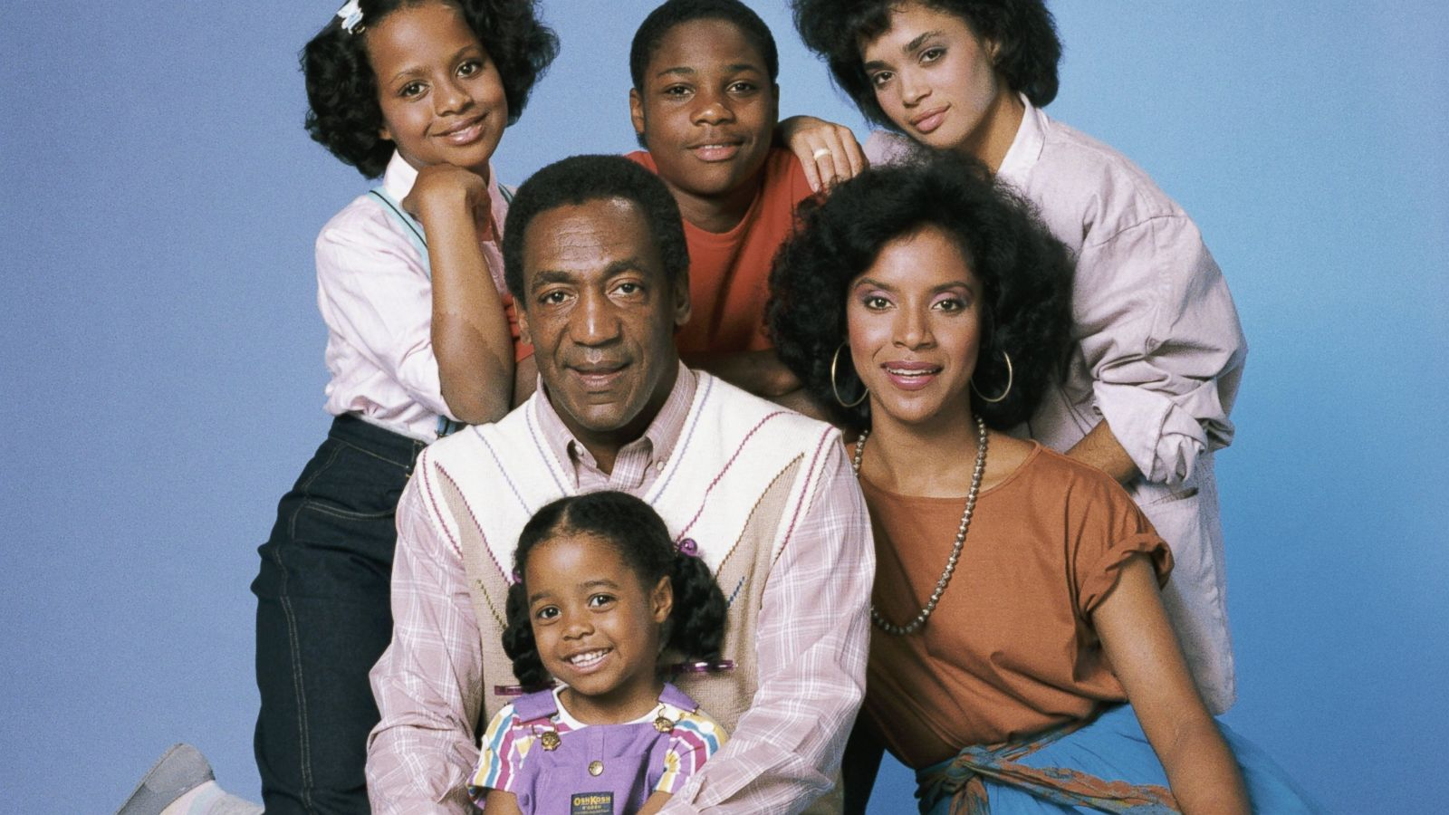 Pictures bill wife and kids cosby