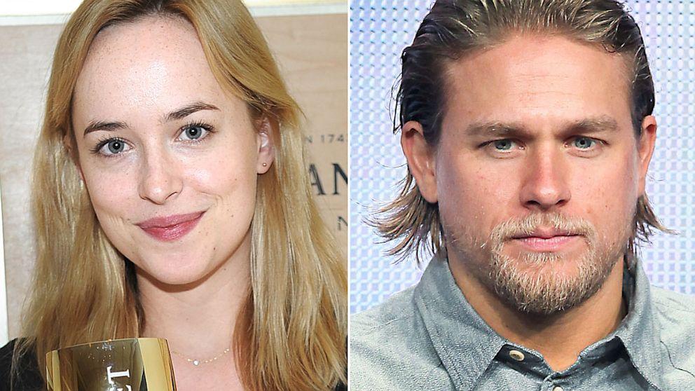 Fifty Shades Movie Casts Charlie Hunnam As Christian Grey Dakota