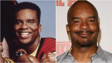 PHOTO: David Alan Grier is seen in this 1990 and 2011 file photos.