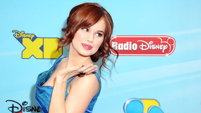 Meet the disney channels newest golden girl debby ryan abc news photo debby ryan attends the 2012 13 disney channel worldwide kids upfront march m4hsunfo