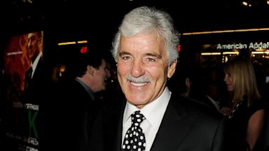"PHOTO: Dennis Farina arrives at the premiere of HBOs ""Luck"" at the Chinese Theater on January 25, 2012 in Los Angeles."