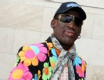 PHOTO: Dennis Rodman attends the grand opening of the Sapphire Pool & Day Club on May 5, 2013 in Las Vegas, Nev.