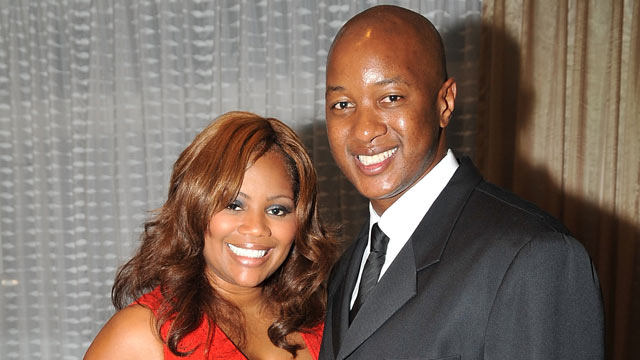 PHOTO: DeShawn Snow and Eric Snow attend the AAG Foundation black tie charity gala at Westin Buckhead, May 2, 2009, in Atlanta, Georgia.