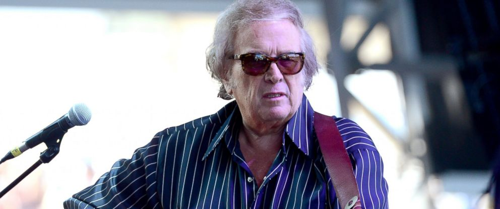 PHOTO: Don McLean performs during the 2014 Stagecoach: Californias Country Music Festival at the Empire Polo Club on April 26, 2014 in Indio, Calif.