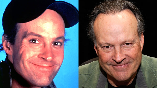 "PHOTO: Dwight Schultz starred as Murdock in ""The A-Team."""