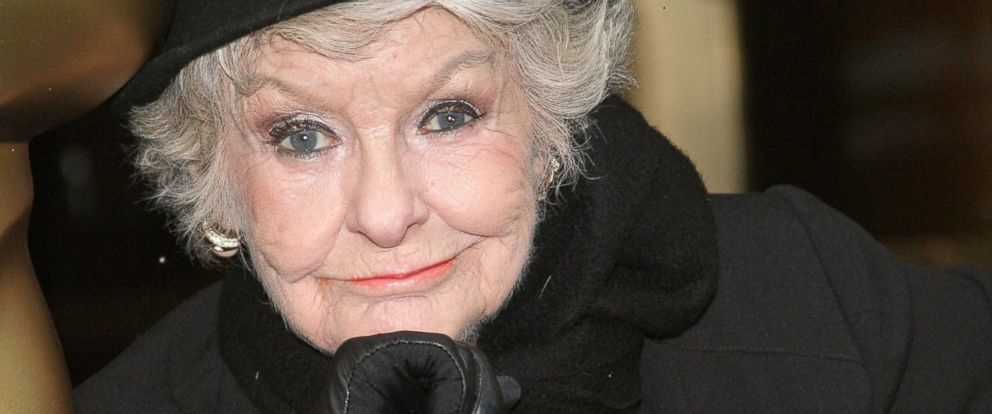 PHOTO: Actress Elaine Stritch is seen during an Oscars event at The Carlyle on Feb. 18, 2009 in New York City.