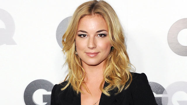 "PHOTO: Emily VanCamp arrives at the 16th Annual GQ ""Men Of The Year"" Celebration at Chateau Marmont in this Nov. 17, 2011 file photo in Los Angeles, Cali."