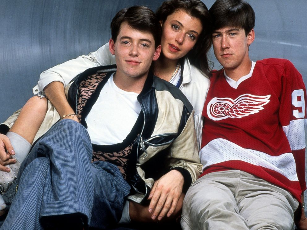 You/'re still here? Ferris Bueller/'s Day Off Movie Inspired Mens T-Shirt