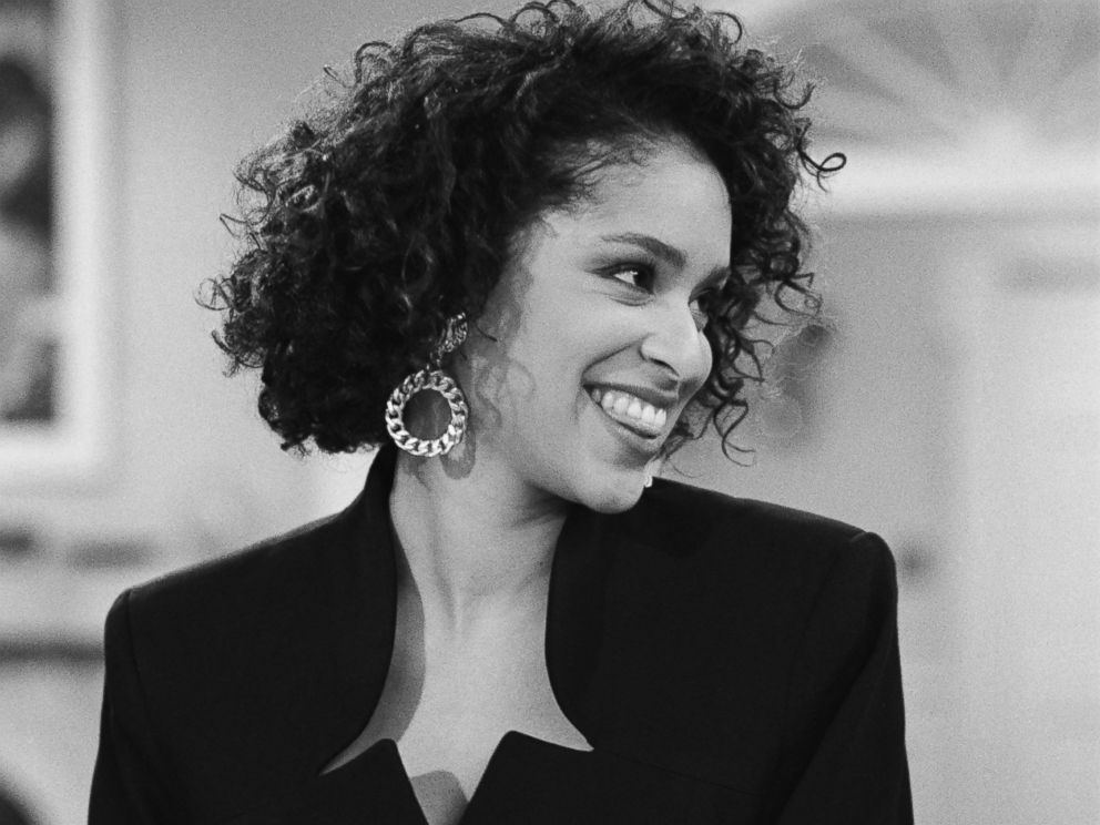 PHOTO: Karyn Parsons as Hilary Banks in The Fresh Prince of Bel-Air.