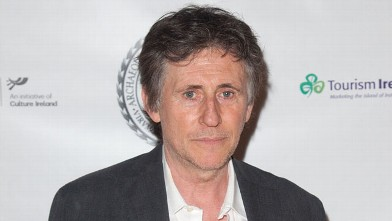 PHOTO: Actor Gabriel Byrne attends the Archaeological Institute Of America's 2011 annual gala at Capitale, April 26, 2011 in New York City.