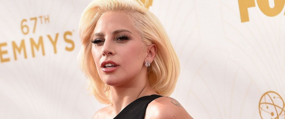 PHOTO: Lady Gaga attends the 67th annual Emmys on Sept. 20, 2015 in Los Angeles.
