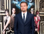 """PHOTO: Leonardo DiCaprio attends """"The Great Gatsby"""" world premiere at Alice Tully Hall at Lincoln Center on May 1, 2013 in New York City."""
