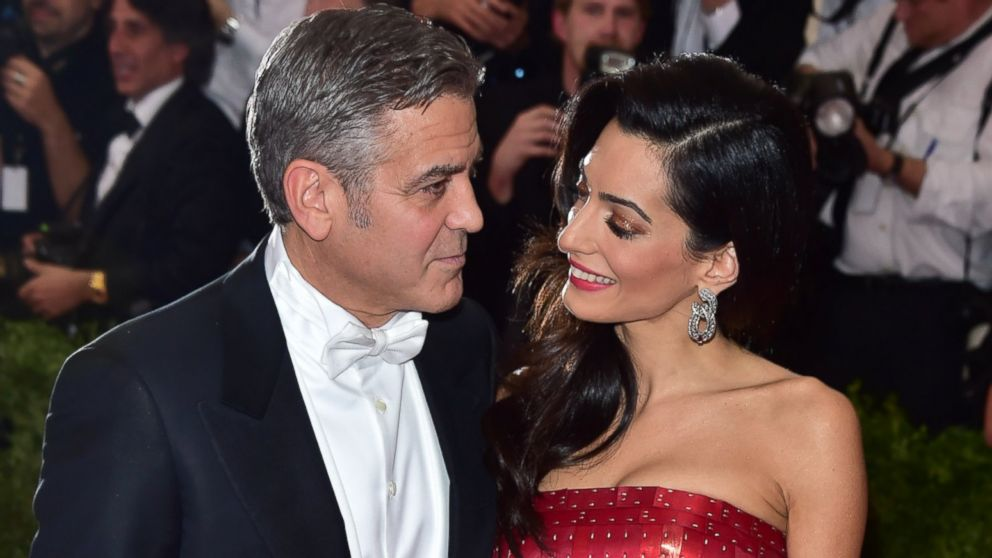 Why George Clooney Thinks His Wife Amal Clooney's Work Is ...