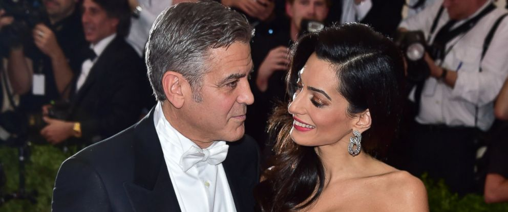 Why George Clooney Thinks His Wife Amal Clooney S Work Is