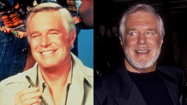 PHOTO George Peppard Starred As John Smith In The A Team