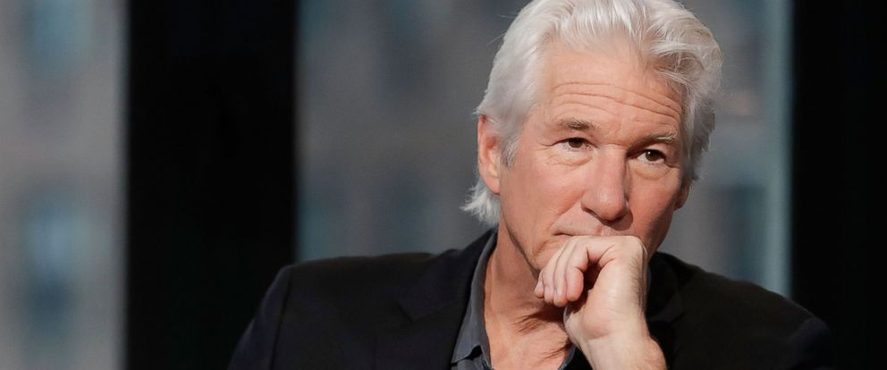 """PHOTO: Richard Gere attends AOL BUILD Series Presents:""""Out Of Time"""" on Sept. 9, 2015 in New York."""