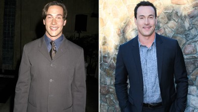 "PHOTO: Chris Klein during ""Election"" Los Angeles Premiere at Egyptian Theater in Hollywood, Calif. and, right, at the 2012 Saturn Awards at The Castaway Event Center on July 26, 2012 in Burbank, Calif."